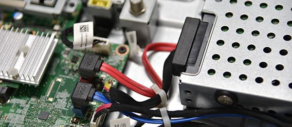 NEC PC-DA770EA パソコン分解  HDD