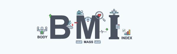 BMI(Body Mass Index)を適正数値へもっていく