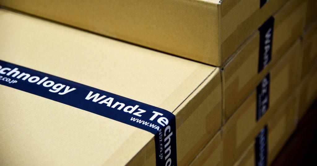 wandz オリジナルテープ